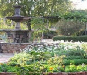 ronde fontein paradys